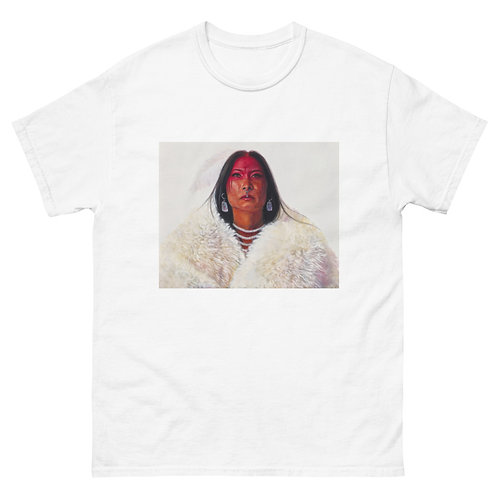 """First American"" heavyweight tee"