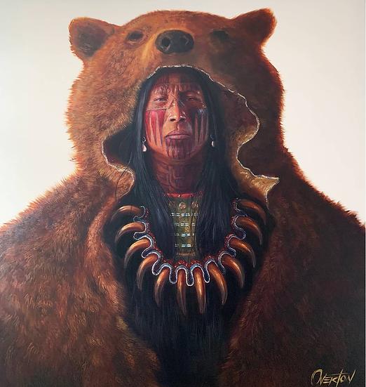 """Blood Hand Bear"""