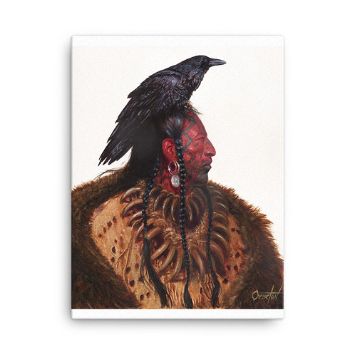 "Canvas ""Raven Hand"""