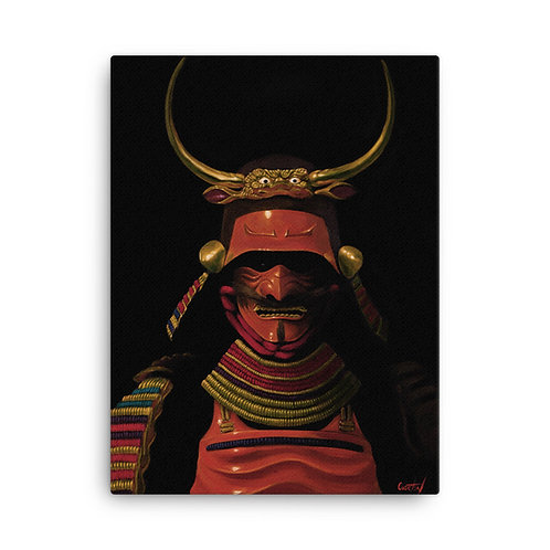 "Canvas ""Samurai 1"""