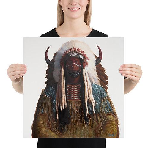 "Fine Art Print ""American Horse"""