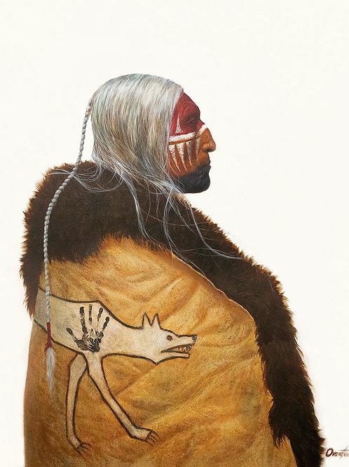 """""""Wolf Robe"""""""