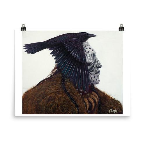 """Ghost Raven"""