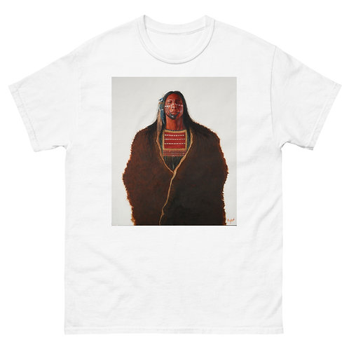 """""""Touch The Clouds"""" heavyweight tee"""