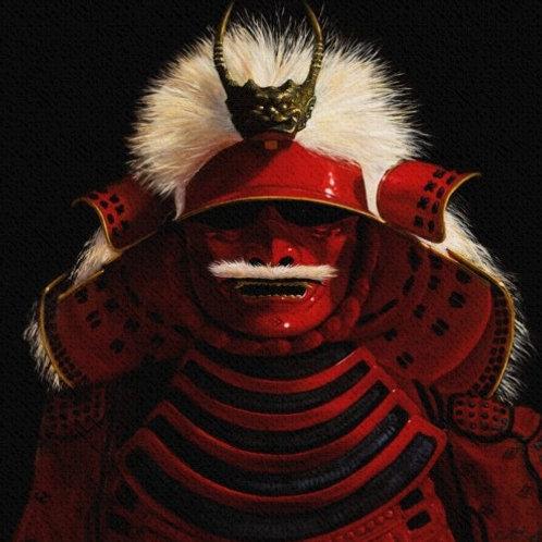"""Aluminum """"Samurai 3"""""""