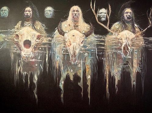 """""""Ghosts of Wounded Knee"""""""