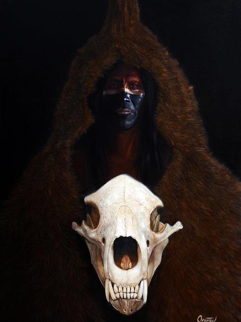 """""""Hollow Horn Bear"""""""