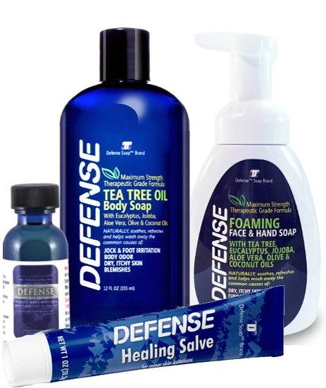 Defense Best Selling Package | 皇牌套裝