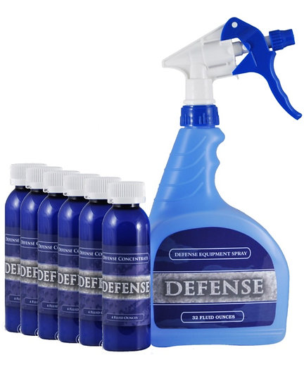 Defense Cleaning Spray Package | 清潔噴霧套裝