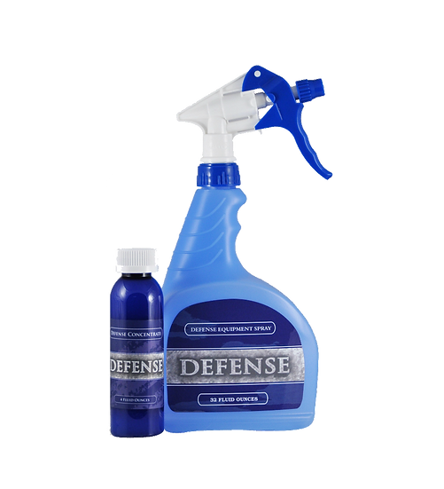 Defense Cleaning Spray | 萬用清潔保養液 - 32oz