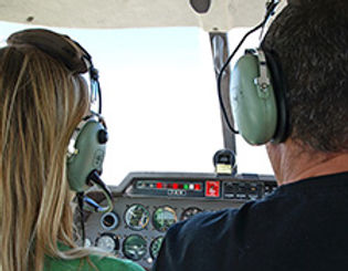 Flying lessons caloundra