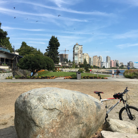 Summer and Beaches in Vancouver 2018