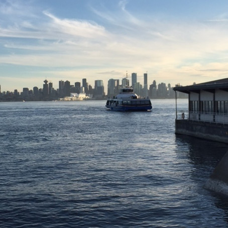 The Seabus: A Sightseeing Ride