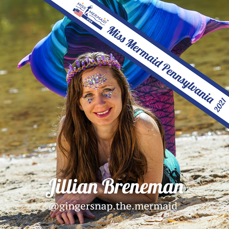 Miss Mermaid Pennsylvania 2021
