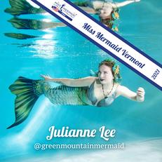 Miss Mermaid Vermont 2021