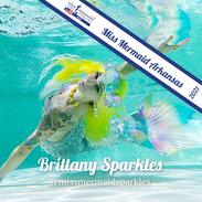 Miss Mermaid Arkansas 2021