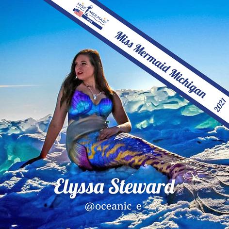 Miss Mermaid Michigan 2021
