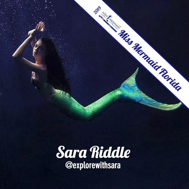 Miss Mermaid Florida 2019