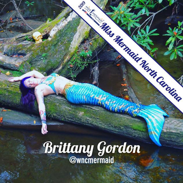 Miss Mermaid North Carolina 2019