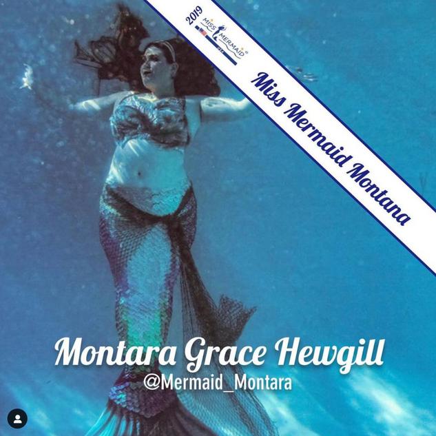 Miss Mermaid Montana 2019