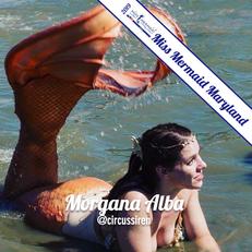 Miss Mermaid Maryland 2019