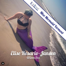 Miss Mermaid Vermont 2019