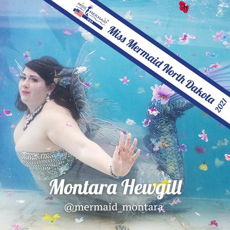 Miss Mermaid North Dakota 2021