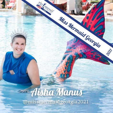 Miss Mermaid Georgia 2021