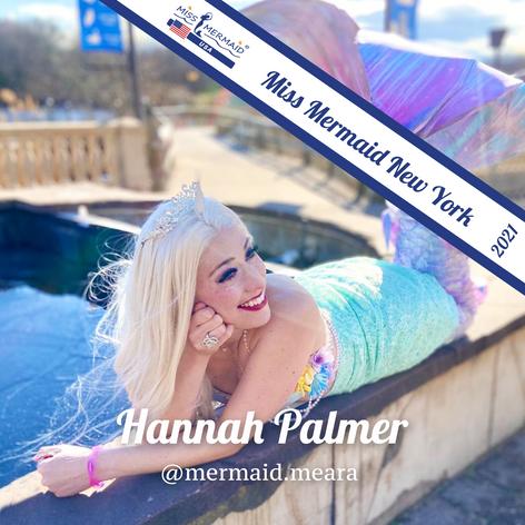 Miss Mermaid New York 2021