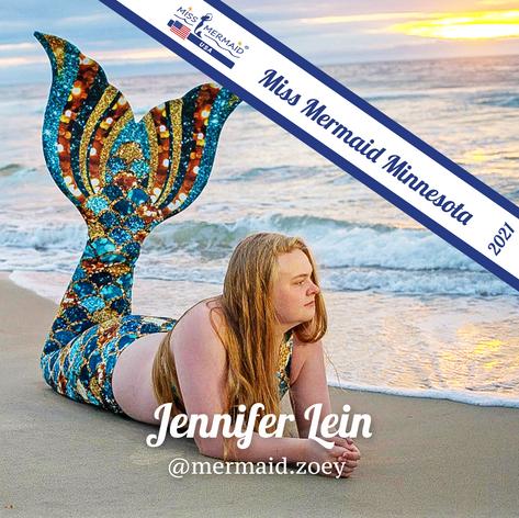 Miss Mermaid Minnesota 2021