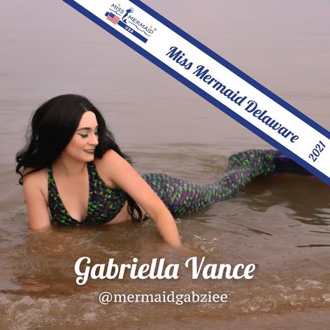 Miss Mermaid Delaware 2021