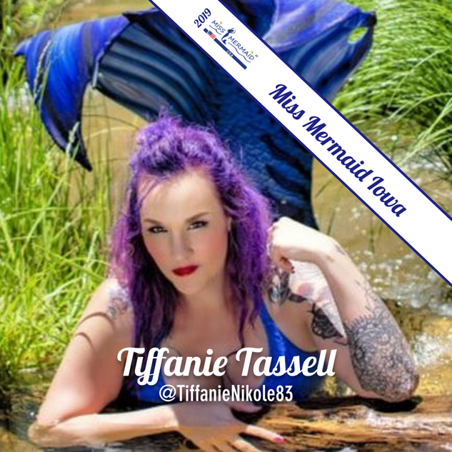 Miss Mermaid Iowa 2019