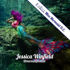 Miss Mermaid Washtington D.C. 2019