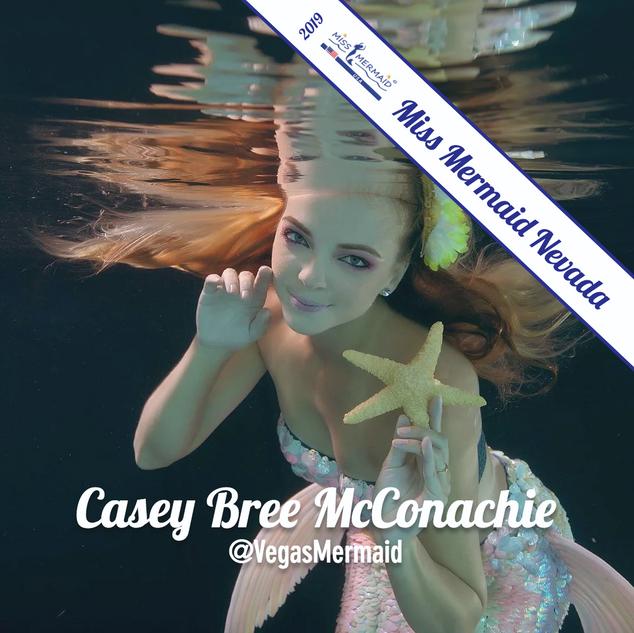 Miss Mermaid Nevada 2019