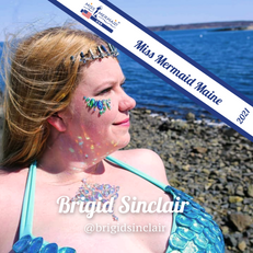 Miss Mermaid Maine 2021
