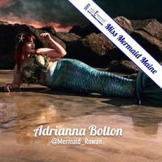 Miss Mermaid Maine 2019