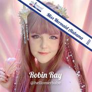 Miss Mermaid Alabama 2021