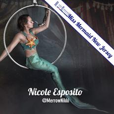 Miss Mermaid New Jersey 2019