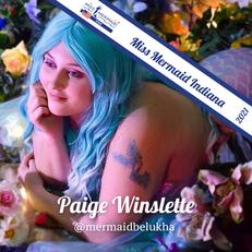 Miss Mermaid Indiana 2021