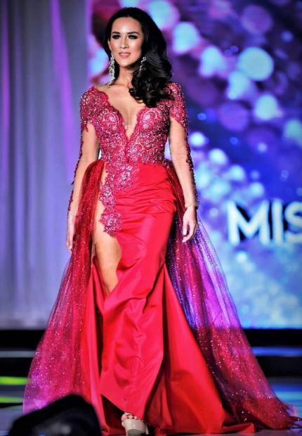 Miss Mermaid USA 2019 Adrienne Wilson