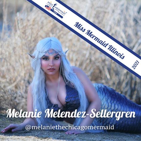 Miss Mermaid Illinois 2021