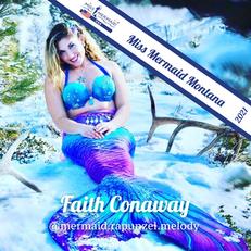 Miss Mermaid Montana 2021