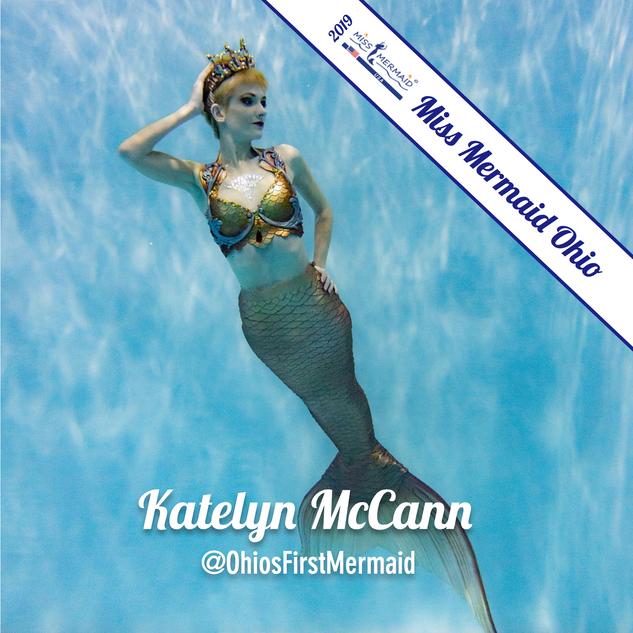 Miss Mermaid Ohio 2019