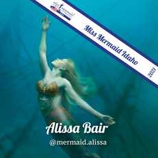 Miss Mermaid Idaho 2021