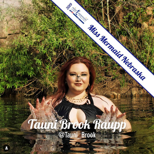 Miss Mermaid Nebraska 2019