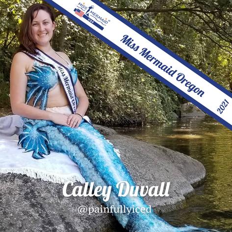 Miss Mermaid Oregon 2021
