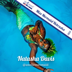 Miss Mermaid Nebraska 2021
