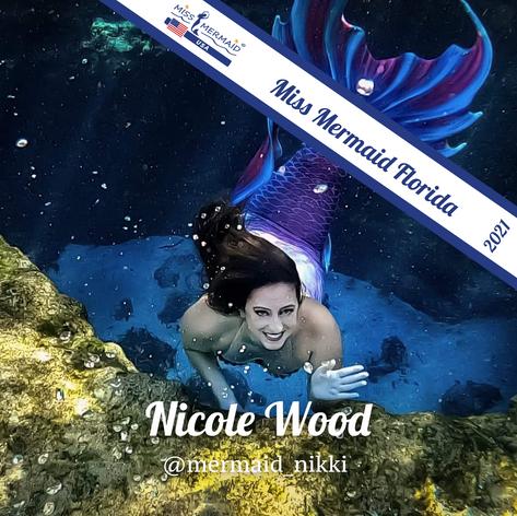 Miss Mermaid Florida 2021