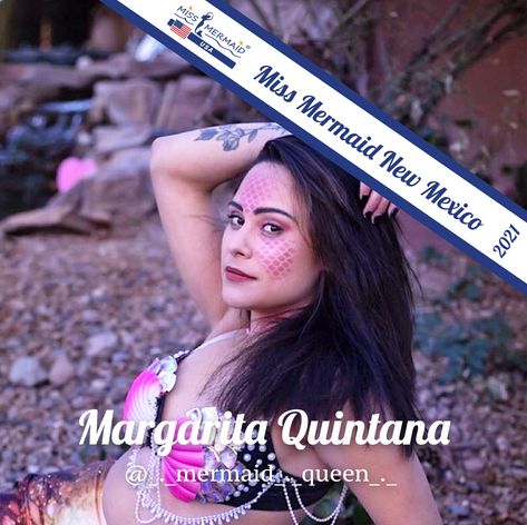 Miss Mermaid New Mexico 2021