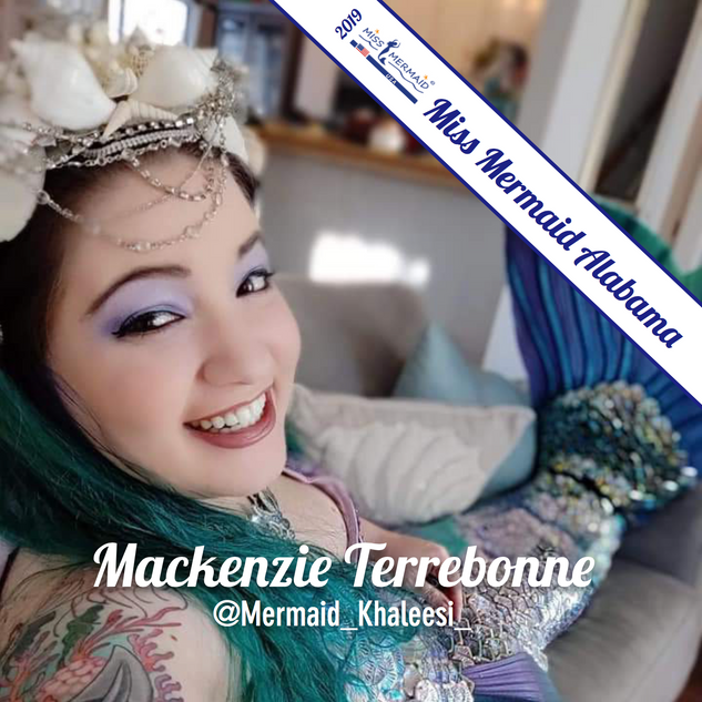 Miss Mermaid Alabama